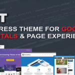 Best WordPress Theme for Google Core Vitals & Page Experience
